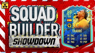 Fifa 20 Squad Builder Showdown Lockdown Edition!!! TEAM OF THE SEASON ADAMA TRAORE!!!