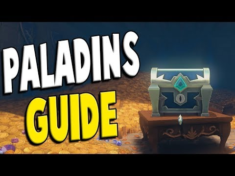 Paladins Beginner's Guide (Part 1) | Kami Academy