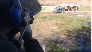 combat film con adc basic le 223 rem e nuova jager ak47 cal 7 62 x39