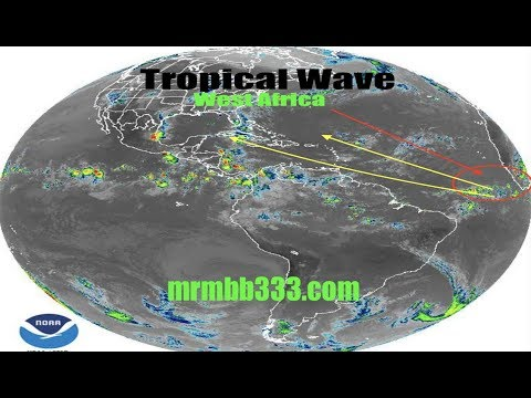 First NAMED hurricane already a possibility - 2018 off and running EARLY!