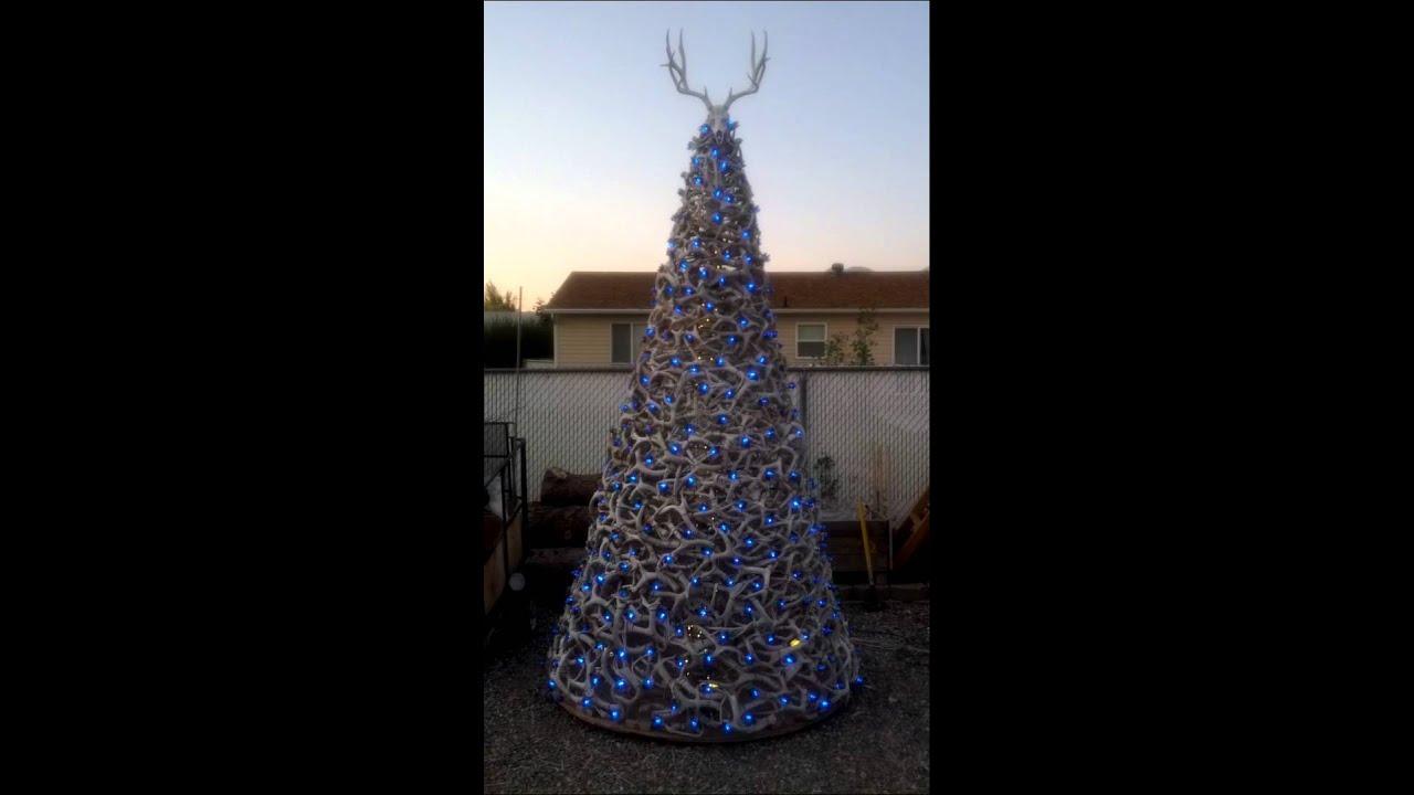 Antler Tree (mule Deer)