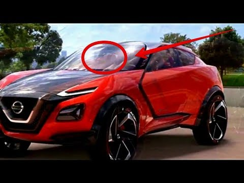 best new video new nissan juke 2018 exterior and. Black Bedroom Furniture Sets. Home Design Ideas