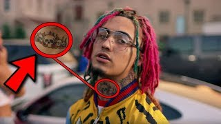 5 Things You Missed In Lil Pump - 'Gucci Gang' (Official Music Video)