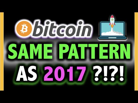 2017 PATTERN AGAIN?? BITCOIN & ETHEREUM BULL RUN?!! 🛑Crypto TA Today & BTC Cryptocurrency Price News