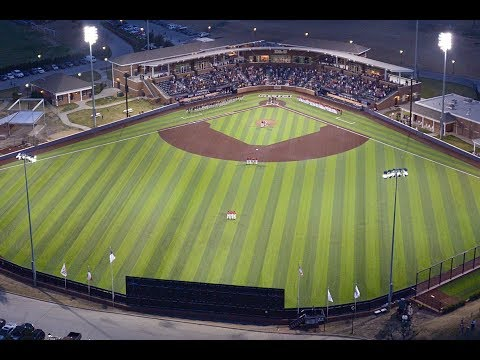 2018 DBU Baseball Intro Video