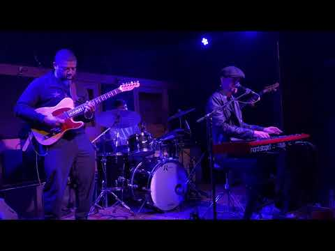 JARROD LAWSON featuring JUBU SMITH - Live in Portland 2020