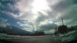 Από Δεντράκια προς Δράμα με λίγα χιόνια...