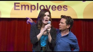 The Michael J. Fox Show Episode 6 - Teammates Review by JWU