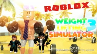 ROBLOX: Gym Simulator