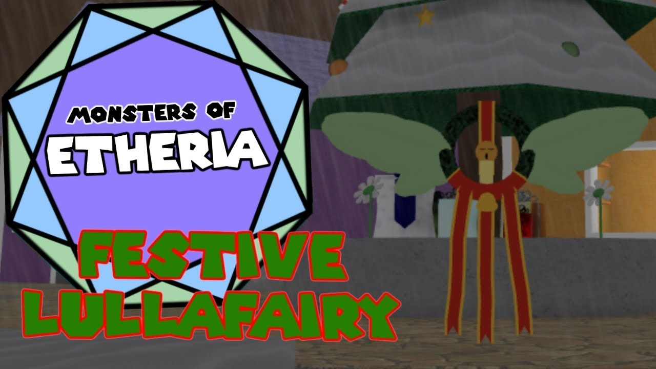 Decabox Roblox Wiki Free Roblox Accounts And Passwords How To Unlock Festive Lullafairy Monsters Of Etheria By Jamiy Jamie