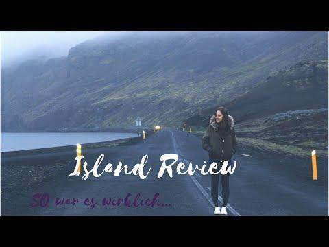Meine Reise in ein Land ohne Nacht (Island Review 2017)