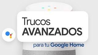 Trucos AVANZADOS para tu GOOGLE HOME | Sácale MÁS provecho | + Review Google Home Mini en Español