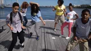 Pharrell Williams Happy Choreography