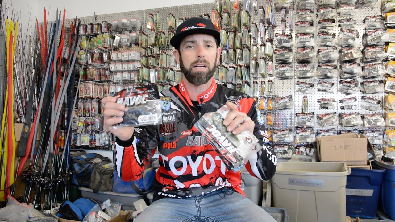 How to Choose the Right Lure Color with Mike Iaconelli ...