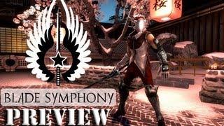 Blade Symphony Preview