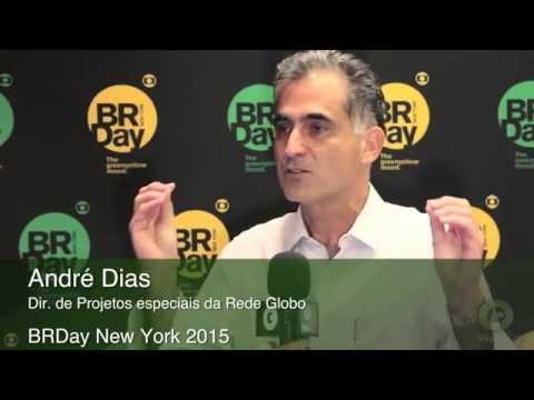 BRDay New York 2015 - André Dias