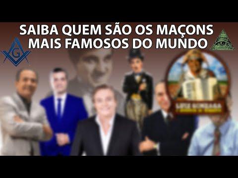 SAIBA QUEM OS MAÇONS FAMOSOS DO MUNDO E DAS IGREJAS thumbnail