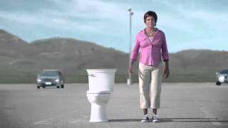"American Standard 美標- Toilet  VorMax ""SkidMarks"""