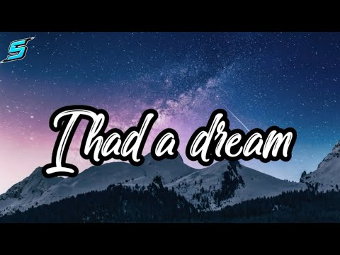 I Had A Dream when I was only 5 song | (Lyrics) | SKY - Lyrics | #I Had a Dream #skylyrics
