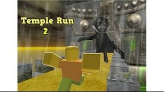 roblox temple run 2 complete