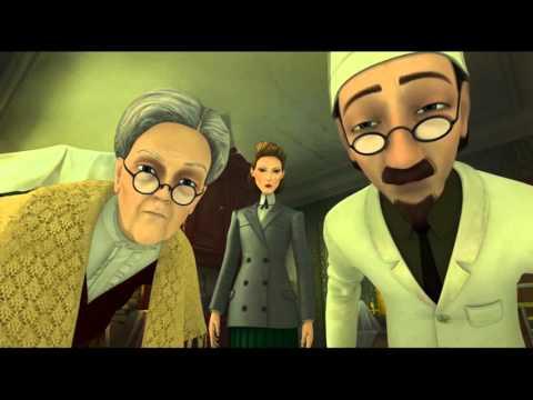 [Мега-треш Обзор] Обзор на мультфильм Необыкновенное путешествие Серафимы