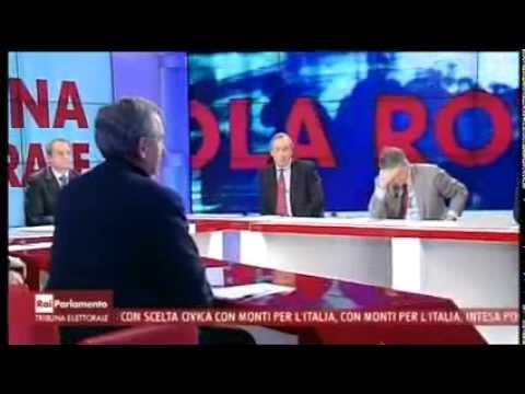 PAOLO FERRARO dice la verità sulla crisi in TV,IMPERDIBILI le reazioni degli altri invitati!