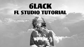 6lack fl studio tutorial