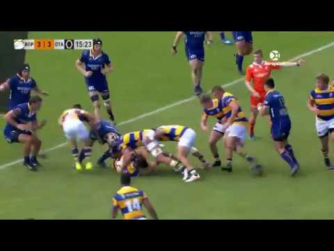 Semifinal Highlights: Bay of Plenty v Otago
