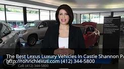 Lexus Luxury Vehicles Castle Shannon PA