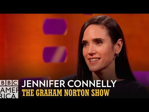 Jennifer Connelly on Sexy Top Gun 2 Song | The Graham Norton Show | Fridays at 11/10c on BBC America