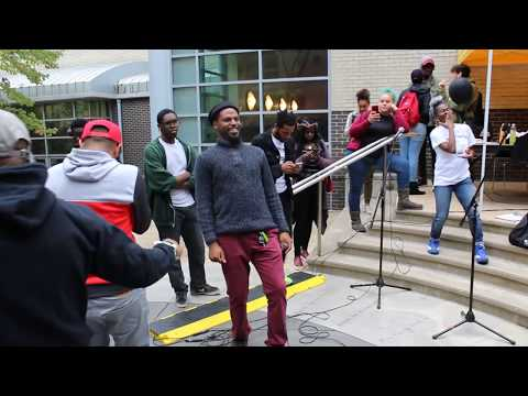 Student Appreciation Day Performance (Community College of Philadelphia)
