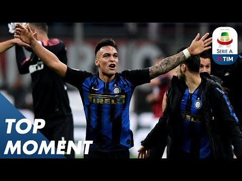 Lautaro penalty goal seals Inter Derby victory | Milan 2-3 Inter | Top Moment | Serie A