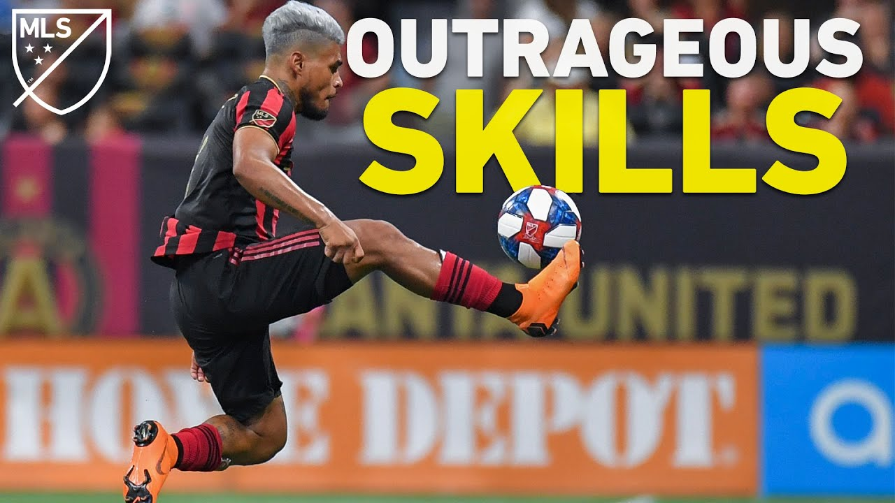 Outrageous Skills of MLS 2019