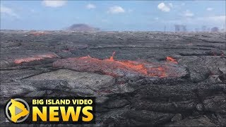 Hawaii Volcano Eruption Update - Saturday Morning (Aug. 4, 2018)