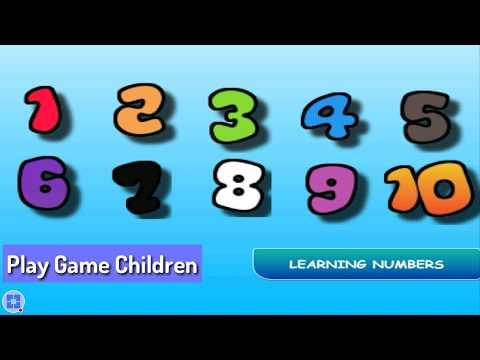 Belajar Berhitung Anak [ 1 2 3 4 5 6 7 8 9 10 ] Dalam Bahasa Inggris - Play Game Children