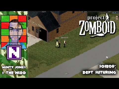 Project Zomboid Multiplayer S01E09: Deft Suturing