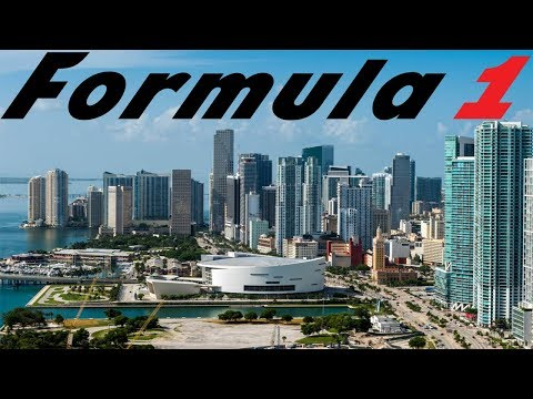 F1 Likely Coming To Miami in 2019! (Miami Grand Prix)