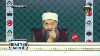 Cübbeli Ahmet Hocaefendi Ile Bu Haftanın Sohbeti 25 Aralık 2018