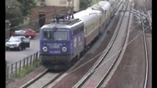 Güterzüge Rheinstrecke + ÖBB 1042 520 mit Dome Car! Bahn DB