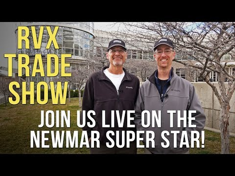 YOU'RE INVITED TO RVX! Join us on 3/13/19 as we broadcast live from