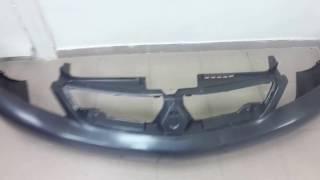 лансер 9 передний бампер fpi