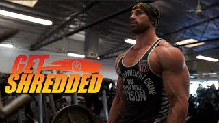 GET SHREDDED Ep2 : SHOULDERS AND ARMS
