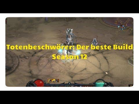 Download Youtube: Totenbeschwörer: Der beste Build für Season 12  (Autolancer, Patch 2.6.1)