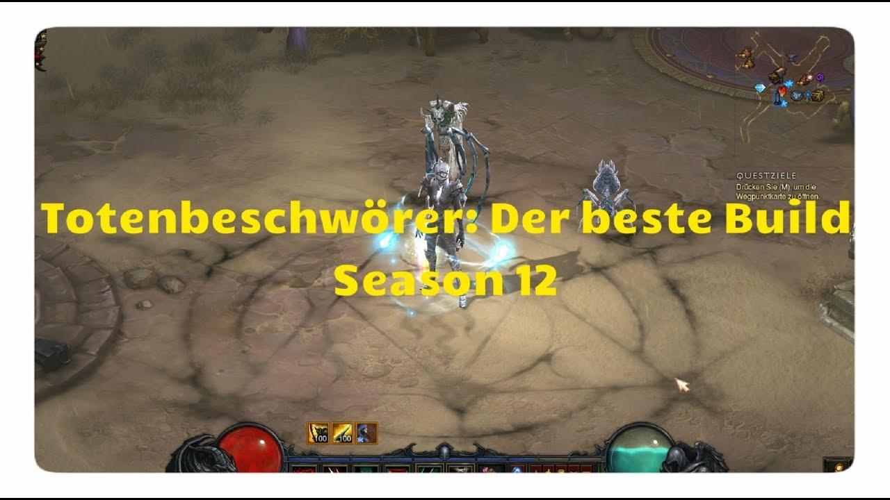 Totenbeschwörer Season 12