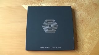 Unboxing EXO 엑소 1st Live Album Exology Chapter 1 | The Lost Planet (Special Edition)
