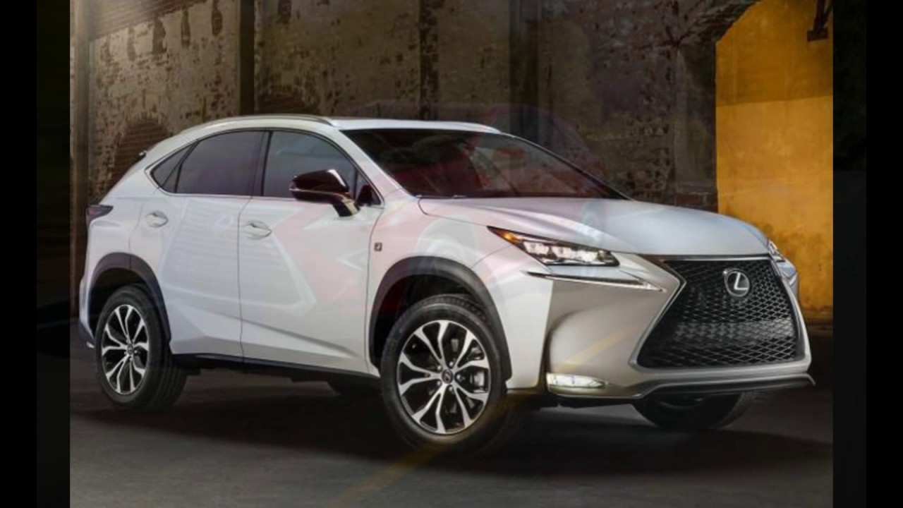 All-New 2018 Lexus RX 350 Release date - YouTube