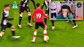 ESTE JUGADOR JUEGA A FÚTBOL COMO SI FUERA FIFA STREET!!