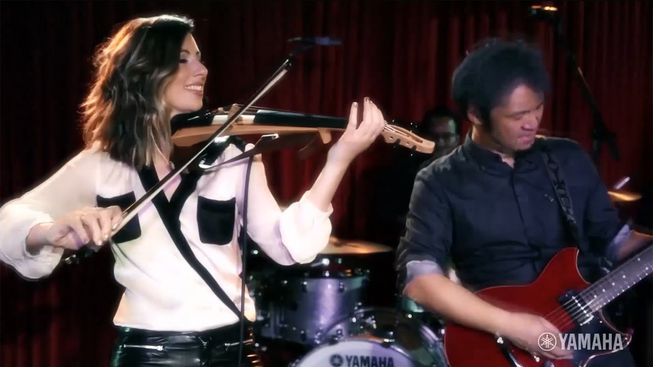 Yamaha Electric Violin Yev Series Youtube