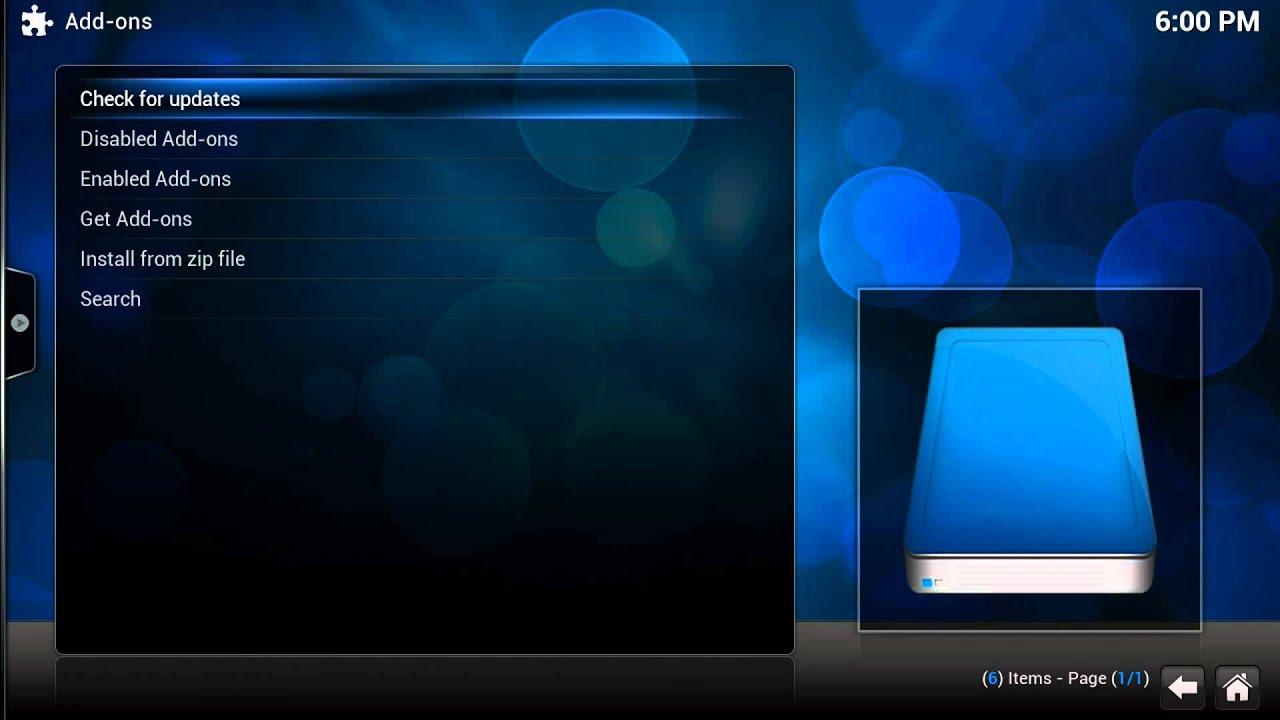 TUTORIAL] Live TV (tvheadend and oscam) at WeTek Play on OpenELEC