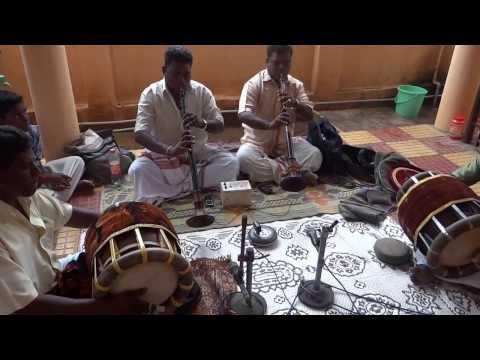 Magudi Nadaswaram(Snake Charmer's music) and Thavil at Tiruvallur, TamilNadu